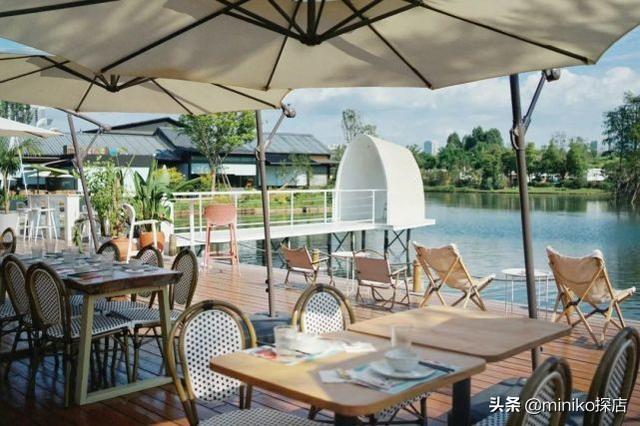 麓客岛TOP级浪漫的两家浮岛餐厅,居然又是她开的