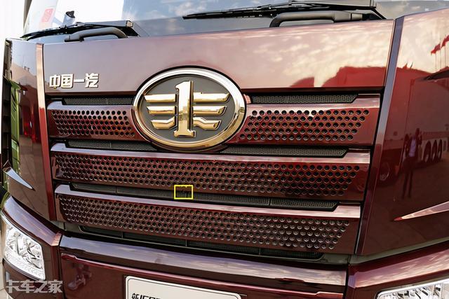 隐沙之箱:历时8年改款,全新内饰让人爱不释手,解放J6P载货车亮点多多
