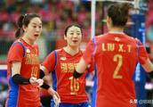 全錦賽天津女排3比1擊敗上海,新星陳博雅獨得34分,山東零封江蘇