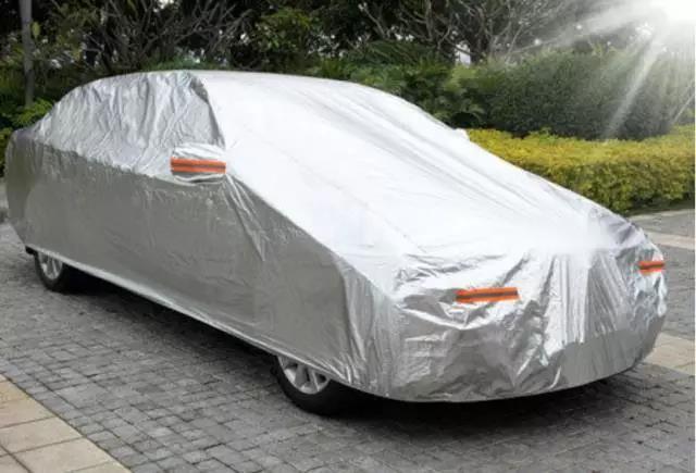 降温30度?车用遮阳伞有这么神么