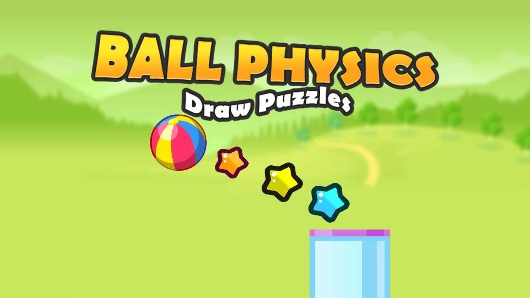 Ball Physics Draw Puzzles插图5