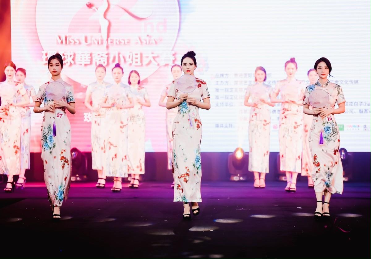 第22届环球华裔小姐大赛华东赛区圆满落幕 战月源主席惊艳亮相插图(9)