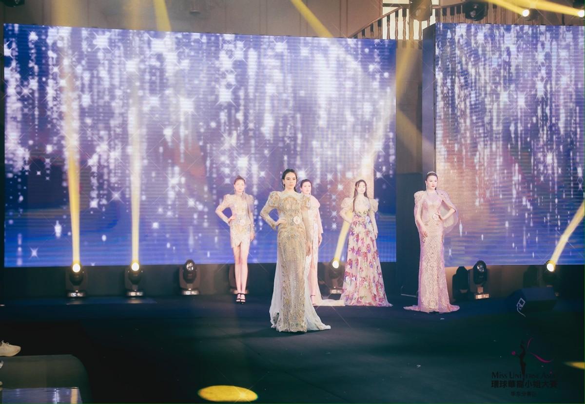 第22届环球华裔小姐大赛华东赛区圆满落幕 战月源主席惊艳亮相插图(6)