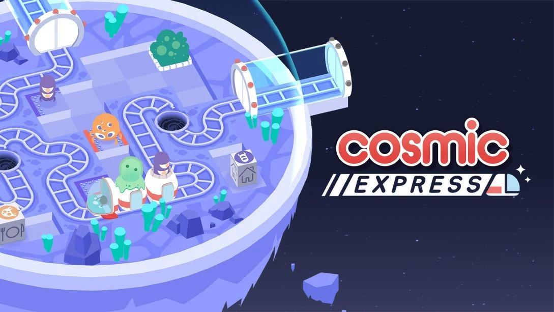 宇宙快车(Cosmic Express)插图5