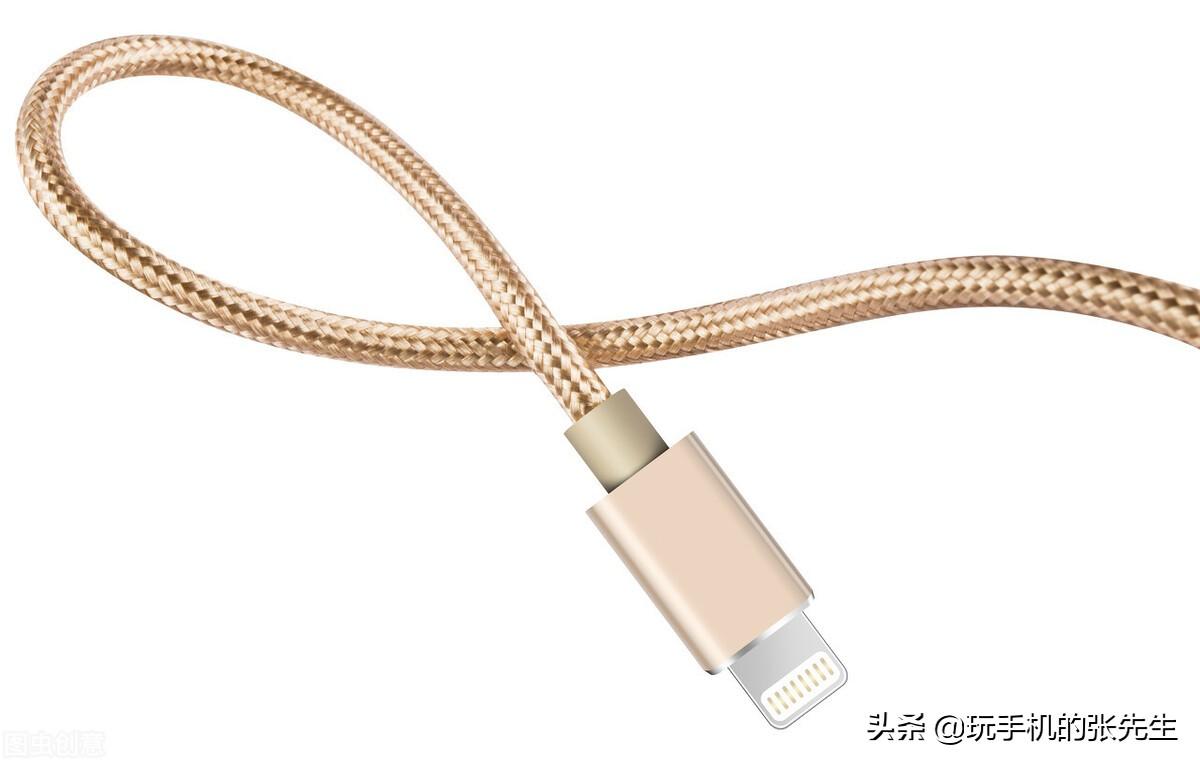 苹果数据线充不进电,是什么原因?看完这三点你就明白了