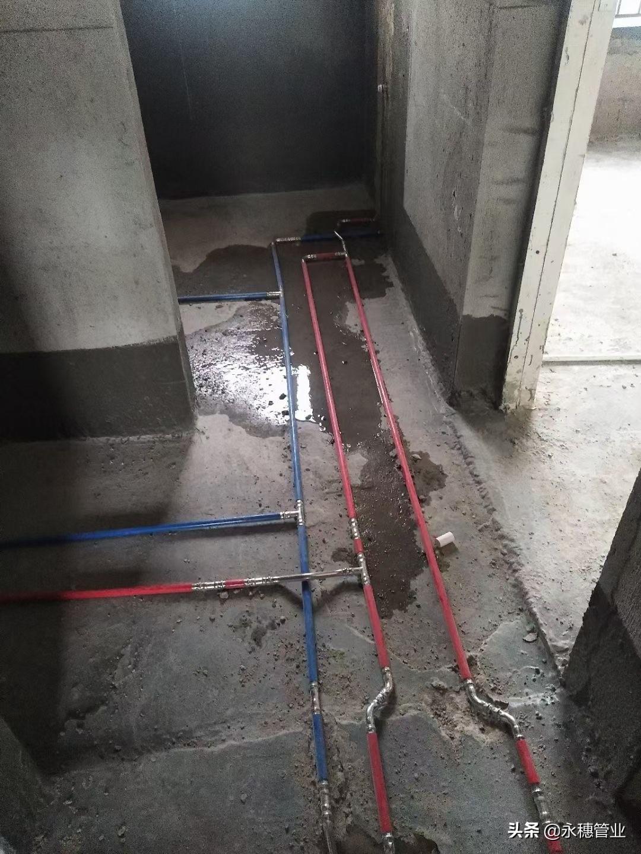 永穗不锈钢水管安装案例2