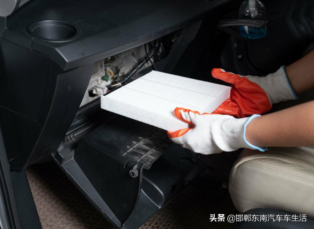 什么是空气过滤器(空气滤清器)?什么时候更换空气滤清器?