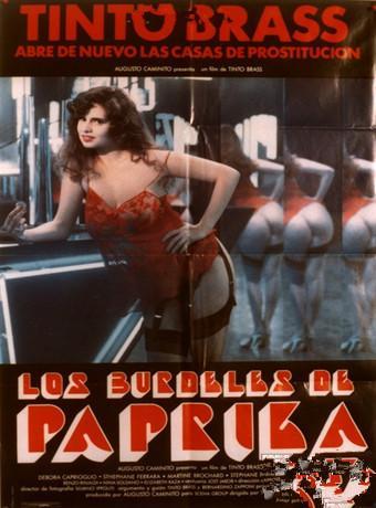 红辣椒1991意大利海报