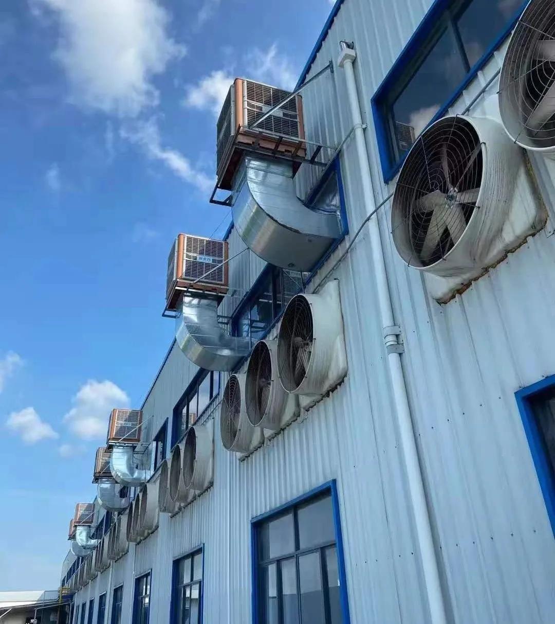 玻璃钢负压风机有什么特点?安装事项有哪些需注意的