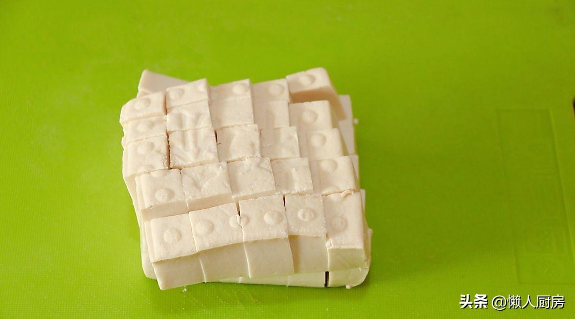 豆腐别红烧了,教你一个新吃法,好吃到停不下来,又香又酥
