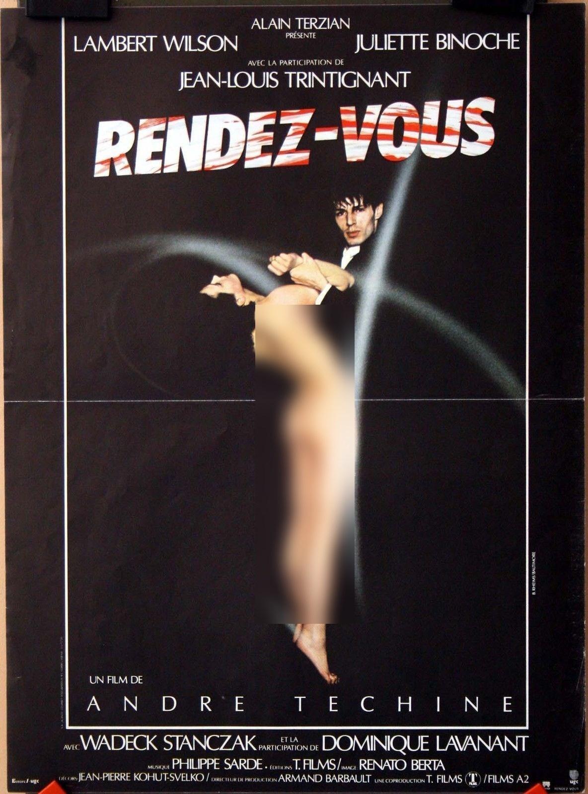 情陷夜巴黎海报