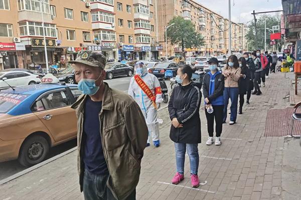 黑龙江芦家街道的士党支部的抗疫之路