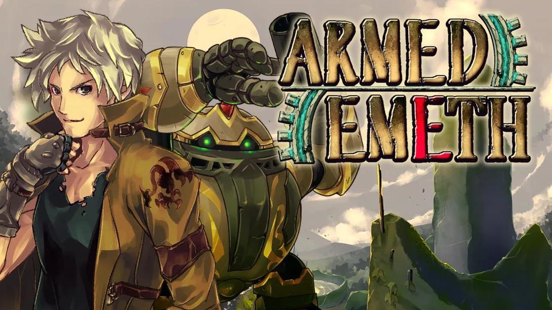 武装魔像(Armed Emeth)插图5