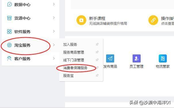 淘宝账期延长是什么意思(淘宝几百单账期延长)插图(1)