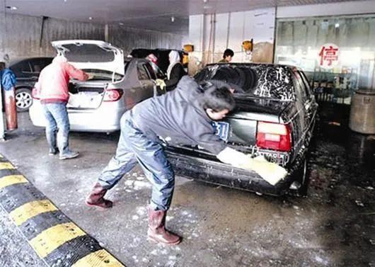 洗车场利润如何(开洗车店挣钱吗)插图(1)