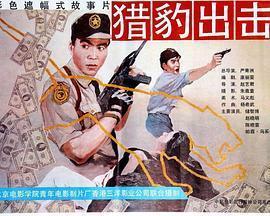 猎豹出击海报