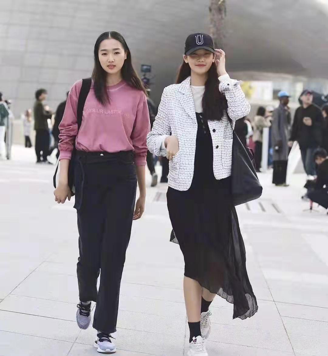 還是韓國街拍最自然,一點也不辣眼睛!穿搭簡約時尚值得借鏡 形象穿搭 第6張