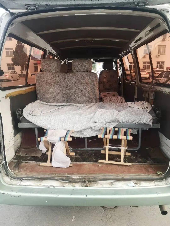 【百日疏堵】未检车未保险核载11人实载21人 台安警方查获严重超员面包车