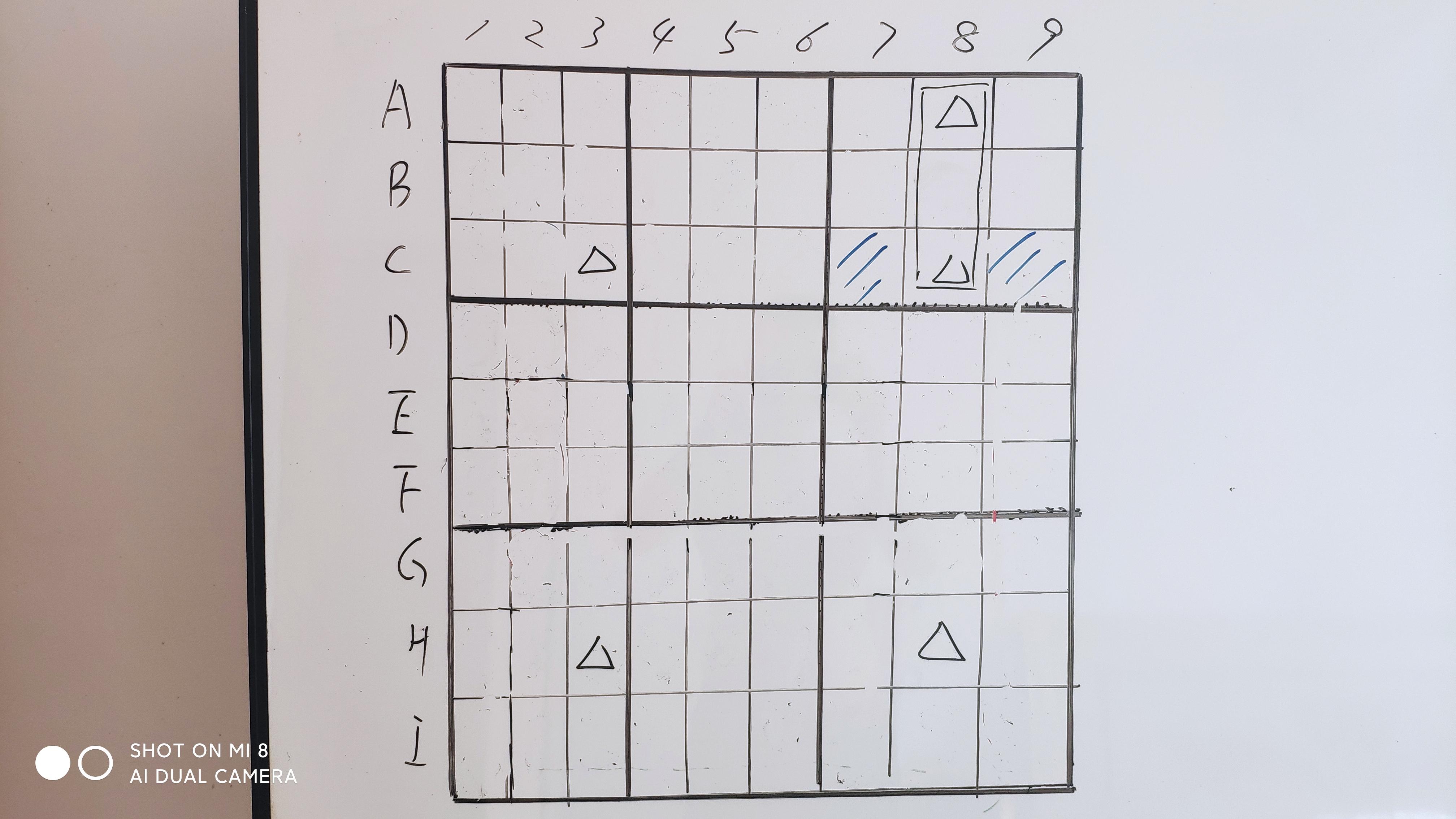 数独高级解法,摩天楼、双线风筝结构,数独技巧系列四