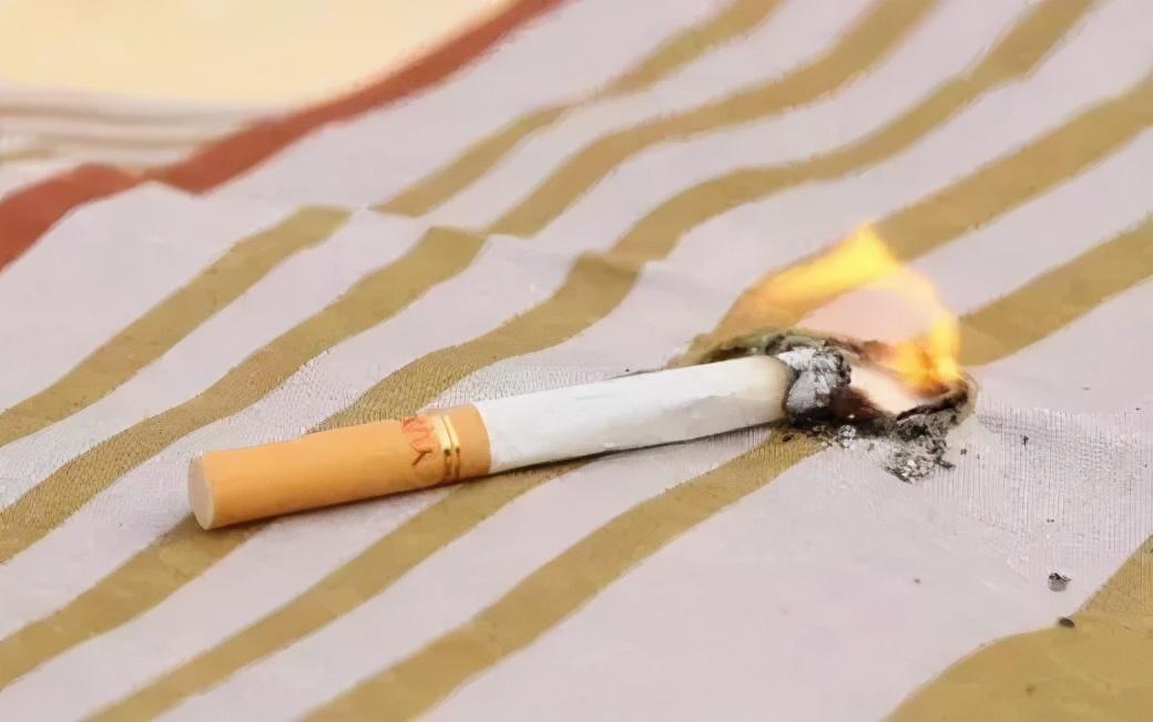 烟头消防安全知识
