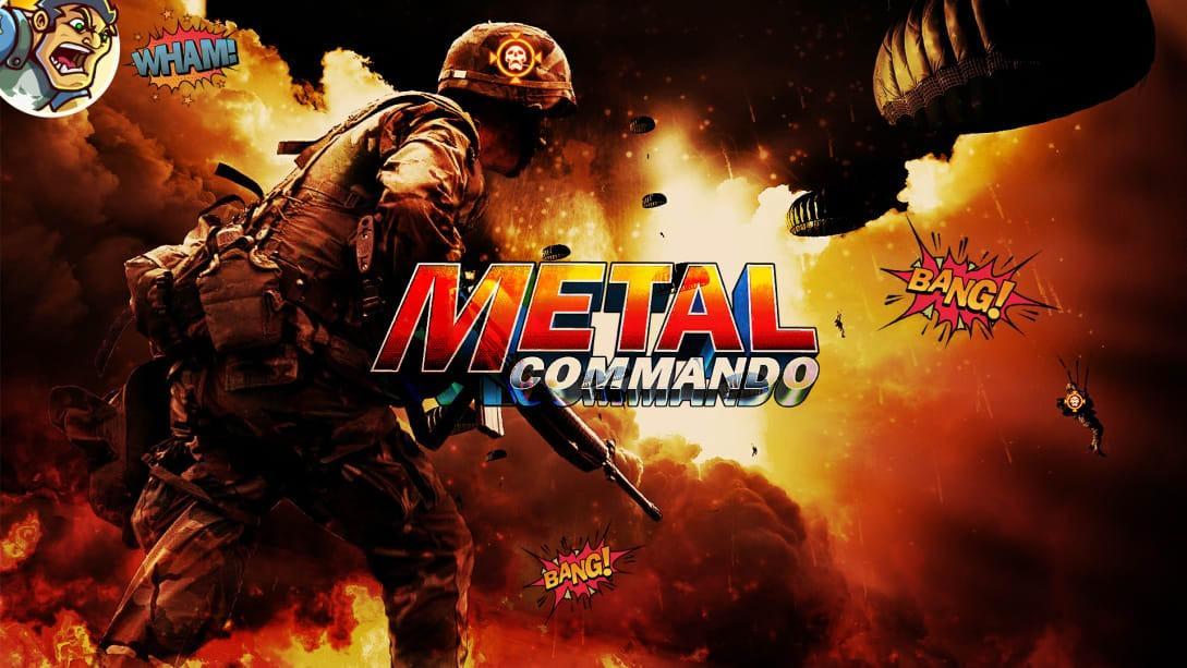 金属突击队(Metal Commando)插图5