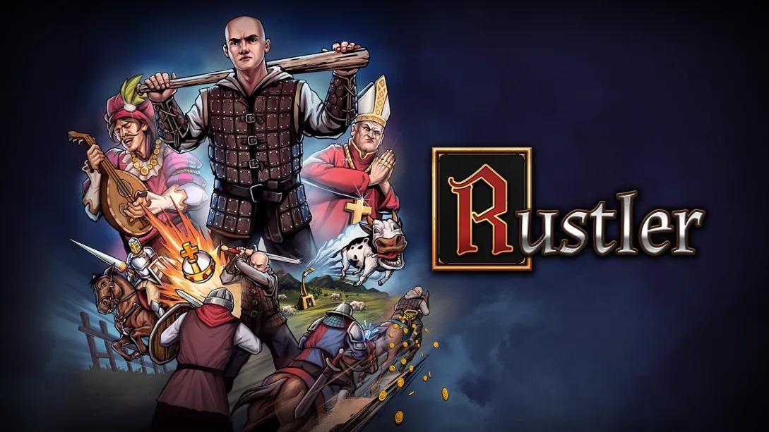 侠盗猎马手/盗马贼(Rustler)插图6