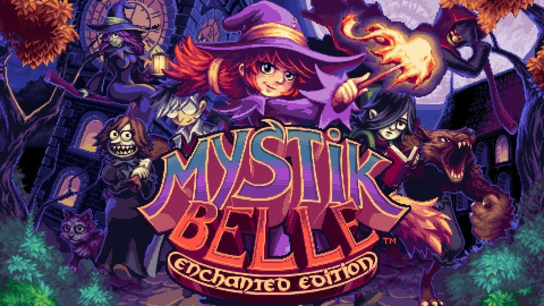 秘法少女 魔法版(Mystik Belle Enchanted Edition)插图6