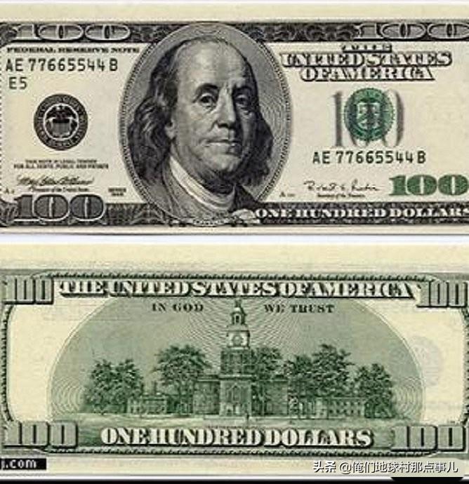 """00美元上的头像是谁(100美元上的头像是谁图片)"""""""