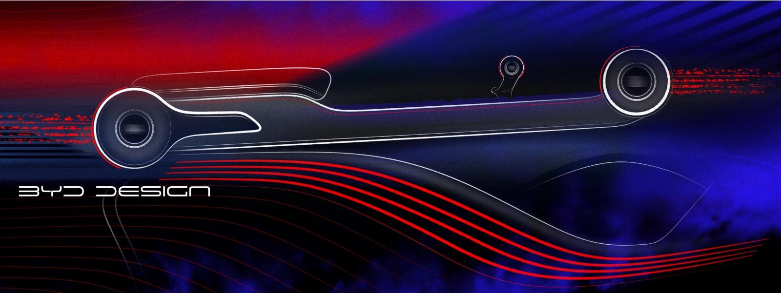 「汽车V报」本田品牌纯电动车预告图曝光;比亚迪元PLUS内饰效果图曝光-20211009-VDGER