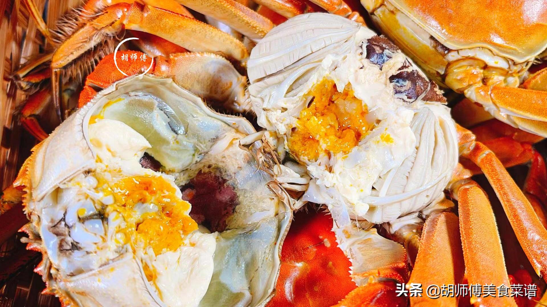 保存螃蟹时,万不可直接放冰箱!老渔民教您一招,放7天都是活的