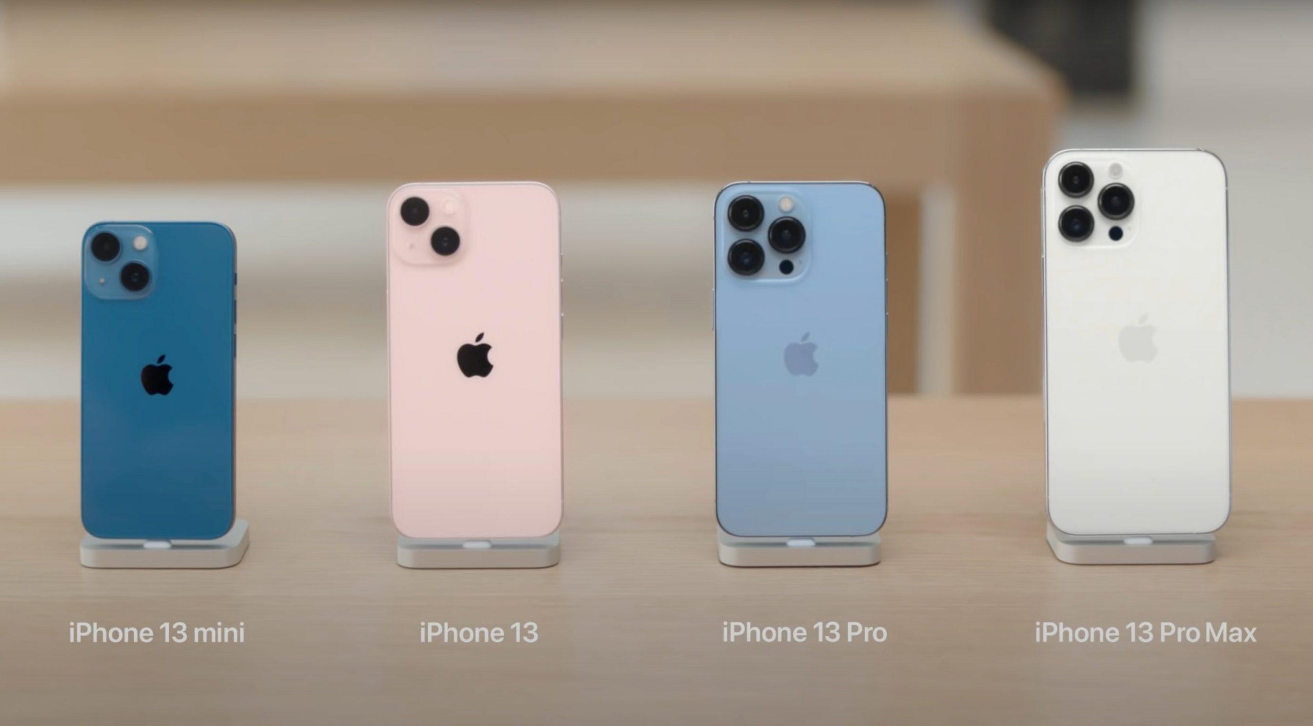 iPhone 13 用户请保护好屏幕,摔坏将只能官方维修,最高花费 2559 元