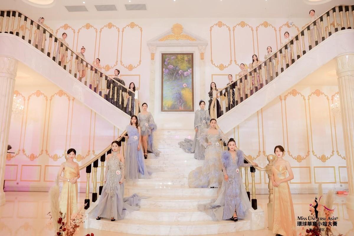第22届环球华裔小姐大赛华东赛区圆满落幕 战月源主席惊艳亮相插图(5)