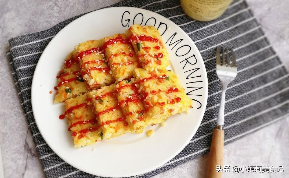 天冷不想起床,10道快手早餐,3-5分钟上桌,赖床也吃得营养美味