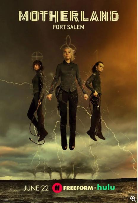 女巫前线:塞勒姆要塞第二季在线观看
