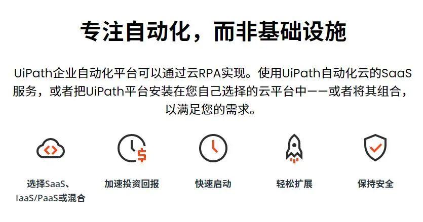 RPAaaS是什么?为何能够推进RPA人人可用?