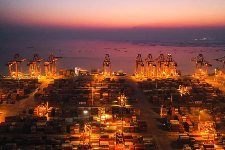 广西北部湾港:建设海铁联运生态智慧码头