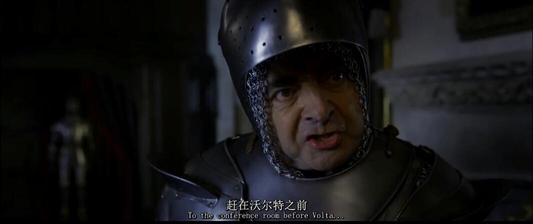 憨豆特工3影片剧照5