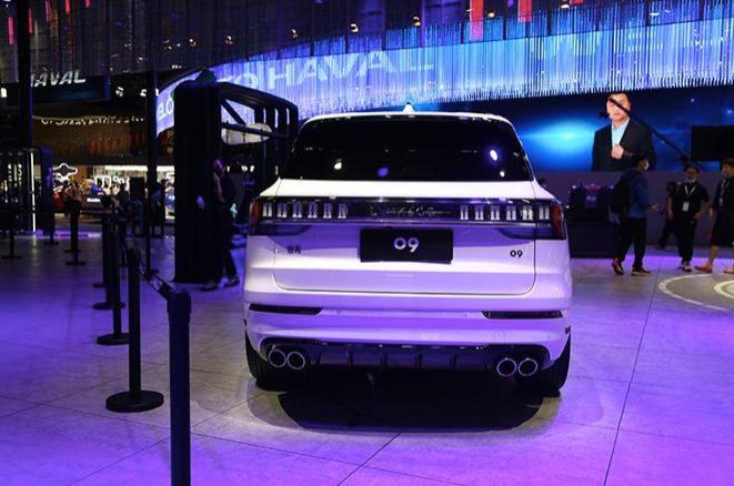 10月20日上市 明年2月提车 领克09开启预售通道 预售价27-37.5万元