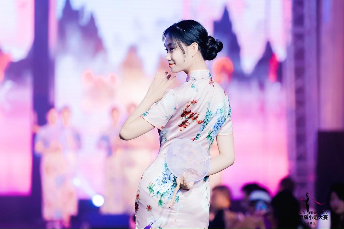 第22届环球华裔小姐大赛华东赛区圆满落幕 战月源主席惊艳亮相插图(8)