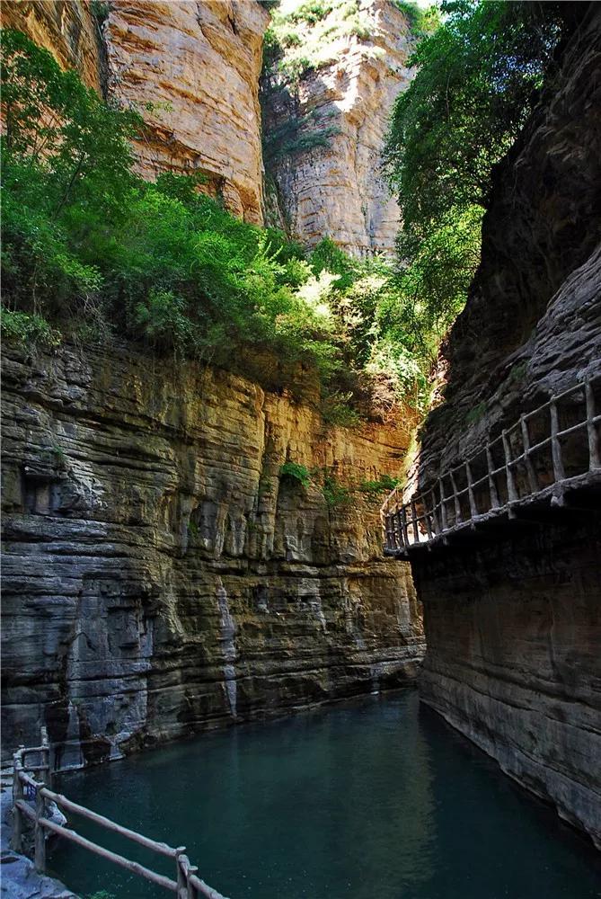 河南十个最值得去的风景区,你去了几个?